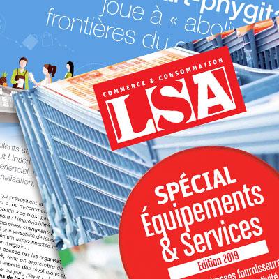 Edition spéciale pour LSA