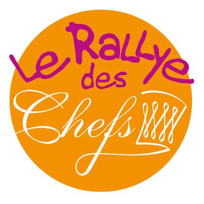 Logo pour le Rallye des Chefs, CDV Evenements